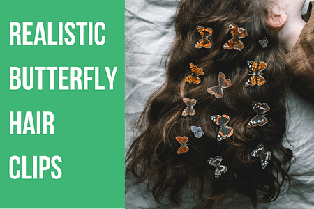 realistic-butterfly-hair-clips